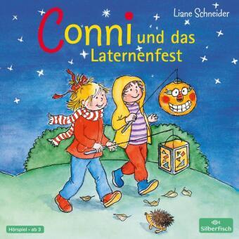 Conni und das Laternenfest, 1 Audio-CD
