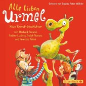 Alle lieben Urmel, 2 Audio-CDs Cover