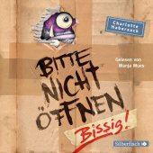 Bitte nicht öffnen. Bissig!, 2 Audio-CDs Cover