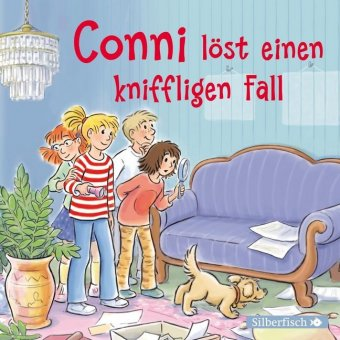 Conni löst einen kniffligen Fall, 1 Audio-CD