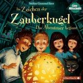 Im Zeichen der Zauberkugel - Das Abenteuer beginnt, 1 Audio-CD