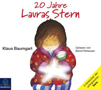 Jubiläumsbox 20 Jahre Lauras Stern, 3 Audio-CDs