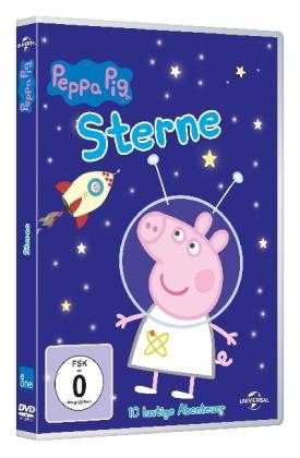 Peppa Pig - Sterne, 1 DVD