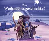 Die Weihnachtsgeschichte? Cover