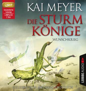 Die Sturmkönige - Wunschkrieg, MP3-CD