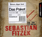Das Paket, 6 Audio-CDs Cover