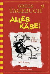 Gregs Tagebuch - Alles Käse! Cover