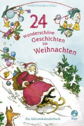 24 wunderschöne Geschichten bis Weihnachten Cover