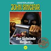 John Sinclair Tonstudio Braun - Der lächelnde Henker, Audio-CD