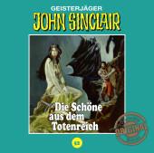 John Sinclair Tonstudio Braun - Die Schöne aus dem Totenreich, Audio-CD
