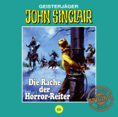 John Sinclair Tonstudio Braun - Die Rache der Horror-Reiter, 1 Audio-CD