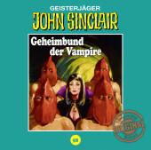 John Sinclair Tonstudio Braun - Geheimbund der Vampire, Audio-CD