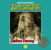 John Sinclair Tonstudio Braun - Luzifers Festung, Audio-CD