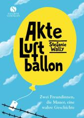 Akte Luftballon Cover