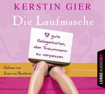 Die Laufmasche, 4 Audio-CDs