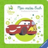 Disney Baby Mein erstes Buch Cars: Farben und Formen Cover