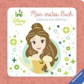 Disney Baby Mein erstes Buch Prinzessinnen: Allererste Wörter Cover