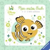 Disney Baby Mein erstes Buch Findet Nemo: 1 - 2 - 3 Wir zählen Cover
