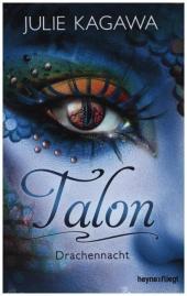 Talon - Drachennacht Cover