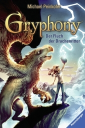 Gryphony - Der Fluch der Drachenritter Cover