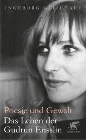 Poesie und Gewalt Cover