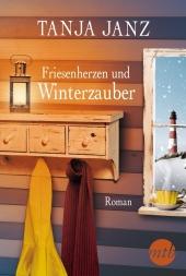 Friesenherzen und Winterzauber Cover
