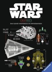 Star Wars(TM) Graphics - Das ganze Universum in Infografiken Cover