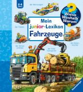 Mein junior-Lexikon: Fahrzeuge Cover
