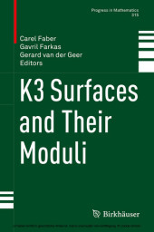 K3 Surfaces and Their Moduli