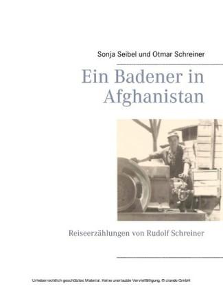 Ein Badener in Afghanistan