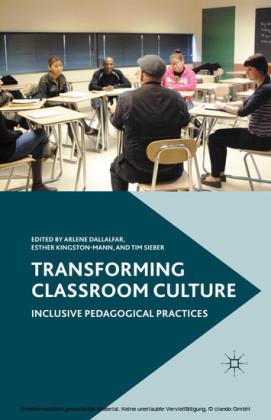 Transforming Classroom Culture