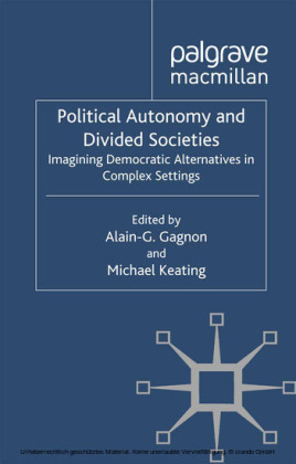 Political Autonomy and Divided Societies