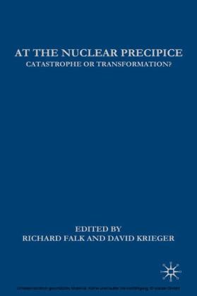 At the Nuclear Precipice