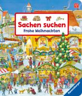 Sachen suchen - Frohe Weihnachten Cover