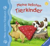 Mein erstes Fühlbuch: Meine liebsten Tierkinder Cover
