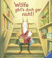 Wölfe gibt's doch gar nicht! Cover