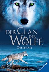 Der Clan der Wölfe - Donnerherz Cover