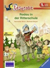 Radau in der Ritterschule Cover