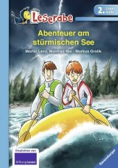 Abenteuer am stürmischen See Cover
