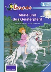 Merle und das Geisterpferd Cover