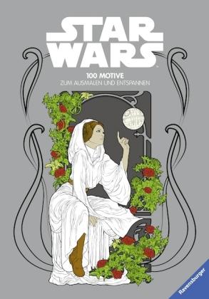 Star Wars(TM) - 100 Motive zum Ausmalen und Entspannen