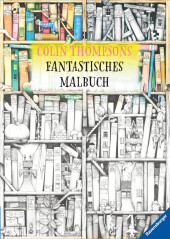 Colin Thompsons Fantastisches Malbuch Cover