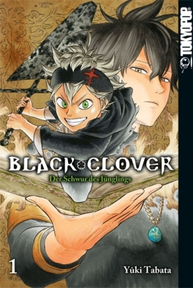 Black Clover - Der Schwur des Jünglings