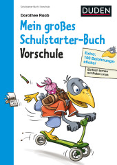 Mein großes Schulstarter-Buch Cover