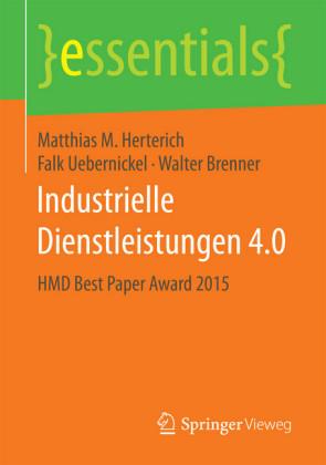 Industrielle Dienstleistungen 4.0