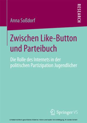 Zwischen Like-Button und Parteibuch