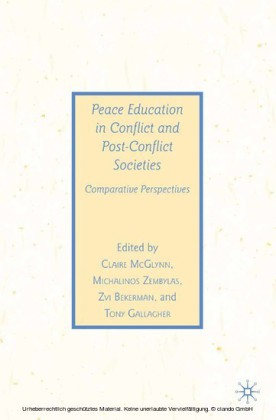 Peace Education in Conflict and Post-Conflict Societies