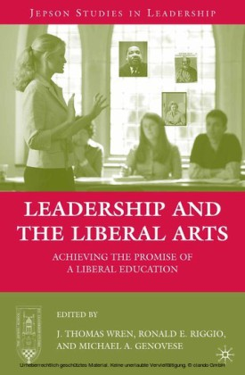 Leadership and the Liberal Arts
