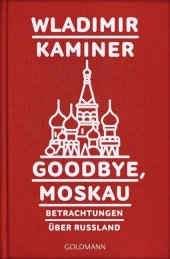 Goodbye, Moskau Cover