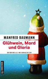 Glühwein, Mord und Gloria Cover